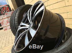 Aluwerks Splitz 18 Alloy Wheels & Tyres Suit Vauxhall Astra Mk4 Mk5
