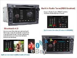 Android 7.1 Car Stereo DVD BT GPS NAVI Opel Vauxhall Vectra Astra Corsa Meriva