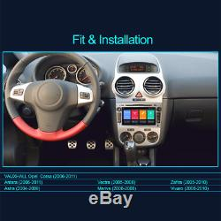 Android 8.1 GPS DVD Stereo SatNav Opel Vauxhall Astra Corsa Meriva Vivaro OBD 4G