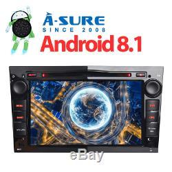 Android 8.1 GPS Sat Nav Stereo Opel Vauxhall Antara Corsa D Astra Zafira Vectra
