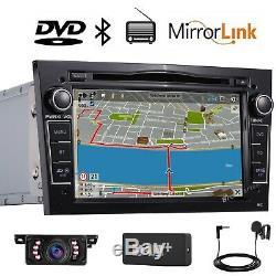 Android 9.0 Car Stereo Radio for Opel Vauxhall SatNav Bluetooth CD DVD WiFi DAB+