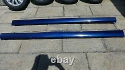 Astra G / Astra Mk4 / Alloy Wheels / Side Skirts / Boot Spoiler / Color Z 21b