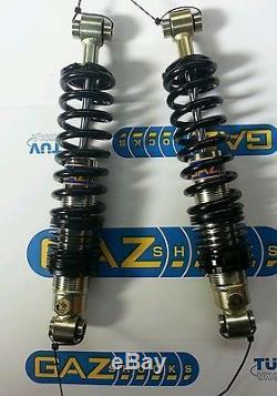Astra MK4 Gaz adjustable rear coilovers