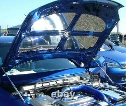 Astra Mk4 Gsi Under Bonnet Covers X4 Big Covers