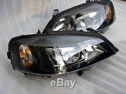 Astra mk4 G HELLA Sharkeye Xenon Headlights