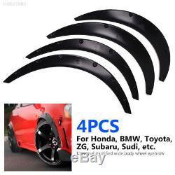 B123 945F Car Wheel Arches Car Mud Flaps Car Tires Fender Kit Mudguards