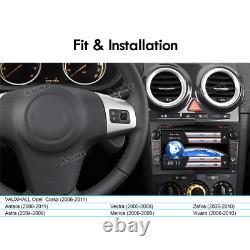 BT Sat Nav Radio GPS For Vauxhall/Opel/Corsa/Zafira/Astra/Meriva/Antara DVD CD