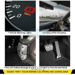 Brake Caliper Rear Right for Vauxhall Astra Astravan MK4 98-06 Meriva Zafira MK1