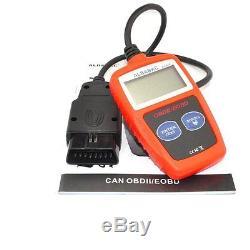 CarFault Code Reader Scanner Diagnostic OBD2 OBDII EOBD Engine Fault LCD display