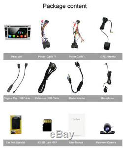 Car DVD Player Stereo GPS Sat Nav Radio For Opel Vauxhall Antara Vivaro Corsa UK