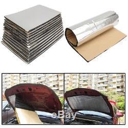 Car Van Sound Proofing Deadening Mat Insulation Closed Cell Foam 5mm 12pcs