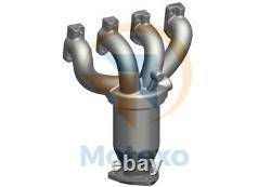 Catalytic Converter VAUXHALL ASTRA 1.6i 8v Mk. 4 (Z16SE) 9/00-2/01