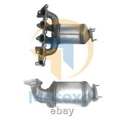 Catalytic Converter VAUXHALL ASTRA 1.8i 16v Mk. 4 (Z18XE Z18XEL) 9/00-2/01