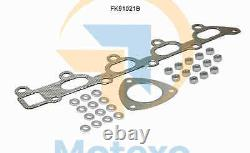 Catalytic Converter VAUXHALL ASTRA 1.8i 16v Mk. 4 (Z18XE Z18XEL) 9/00-9/04