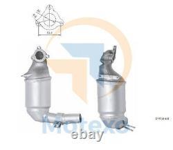 Catalytic Converter VAUXHALL CORSA 1.3CDTi Mk. 4 (Z13DTH) 7/06-12/10 (non-DPF)