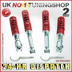 Coilover Vauxhall / Opel Astra G Mk4 Cabrio Adjustable Suspension- Coilovers