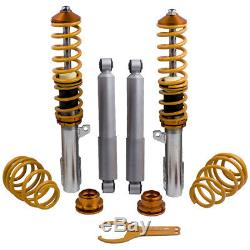 Coilover for Opel Vauxhall Astra Mk4 G adjustable suspension lowering kit APK
