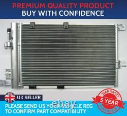 Condenser Air Con Radiator To Fit Vauxhall Astra G Mk4 Vauxhall Zafira A Mk1