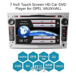 DAB+ CD DVD Sat Nav Radio GPS For Vauxhall Opel Corsa Antara Zafira Astra Meriva