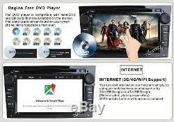 DAB Car Stereo GPS DVD Radio For Opel Vectra Meriva Vauxhall Astra Corsa CAMERA+