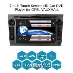 DAB DVD Player Stereo GPS for VAUXHALL Opel Corsa Antara Astra H Vectra Zafira B