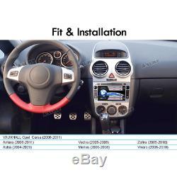 DAB+ For Vauxhall/Opel Astra/Corsa/Meriva/Zafira Stereo DVD GPS Sat Nav player