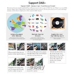 DAB+ HEAD UNIT DVD GPS NAVSAT for Opel Corsa Astra H Antara Vivaro Zafira BT