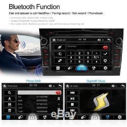 DAB Opel Vauxhall Astra Corsa Vectra Antara GPS SatNav DVD Player Radio BT Black