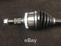 DRIVESHAFT VAUXHALL ZAFIRA ASTRA 2.0SRi GSi TURBO WITH INNER OUTER JOINT RH OS