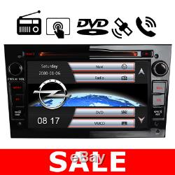 DVD GPS radio for VAUXHALL Opel Corsa Antara Astra H Vectra Zafira Bluetooth dab