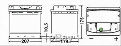 EA472 Exide Premium 47Ah 450CCA 12v Type 063 Car Battery 4 Year Warranty