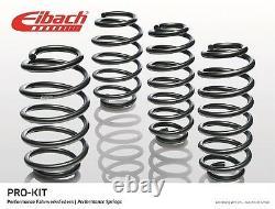 Eibach Pro Kit Springs Vauxhall Astra Mk4 Cabrio 1.6, 1.8, 2.0 Turbo, 2.2