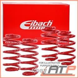 Eibach Sportline Lowering Springs 45-50/30 MM (4 Pcs) Opel Vauxhall Astra G Mk 4