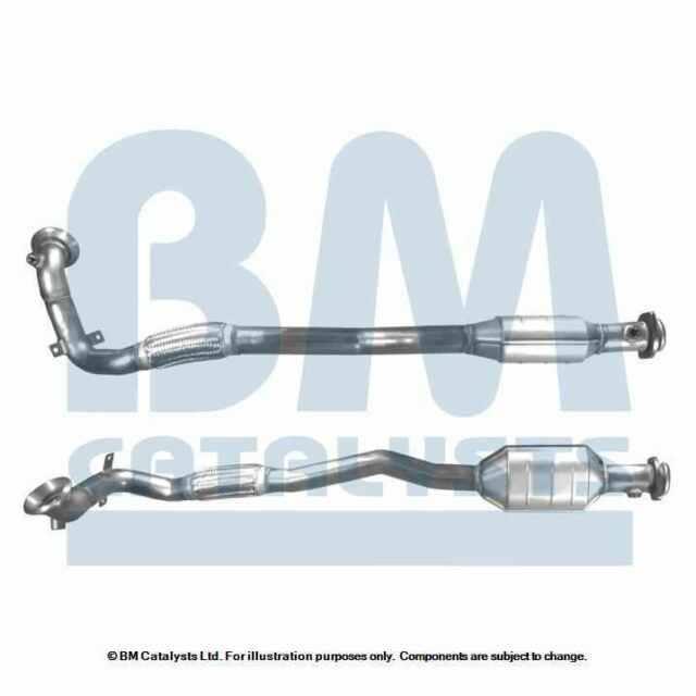 Exhaust Cat Fits Vauxhall Astra 2.0i 16v Turbo Mk. 4 (z20let) 3/00-2/01-bm90958
