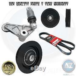For Astra Signum Sintra Vectra Zafira Omega Drive fan belt tensioner pulley kit