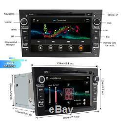 For Opel Vauxhall Antara Vivaro/Corsa Car Stereo DVD Player GPS Sat Nav Radio