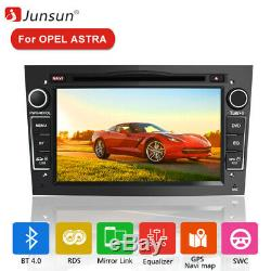 For Opel Vauxhall Astra Corsa Vectra DVD CD GPS Nav 7 Car Stereo Radio DAB+ SWC