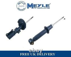 For Vauxhall Astra Mk4 Front & Rear Shock Absorbers Shockers 1998-2004