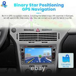 For Vauxhall/Opel Astra Corsa Vectra DVD Player GPS Sat Nav radio 7 DAB+SWC RDS
