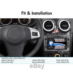 For Vauxhall/Opel/Corsa/Zafira/Astra/Meriva/Antara Sat Nav RADIO GPS dvd VMCD BT