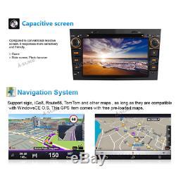 For Vauxhall Opel Vivaro/Astra/Corsa/Vectra/Meriva/Zafira RADIO GPS Sat Nav DAB+