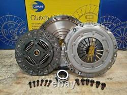 For Vauxhall Vectra Mk2 2.0 Dti Astra Mk4 G Clutch Kit Flywheel Slave Cylinder