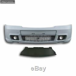 Front Bumper Opc II Style For Vauxhall Opel Astra G Mk4 Sport Gsi
