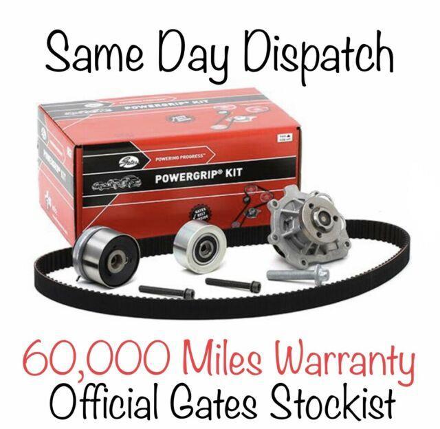 Gates Kp15603xs Timing Belt Kit & Water Pump Oe Vauxhall 1.6 Corsa Vxr & Sri
