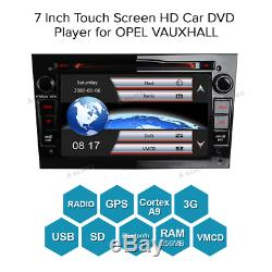 GPS NAV SAT DVD PLAYER for VAUXHALL Opel Corsa Antara Astra Vectra Zafira DAB+