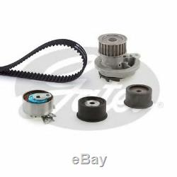 Gates Timing Cam Belt Water Pump Kit For Opel Vauxhall KP35542XS
