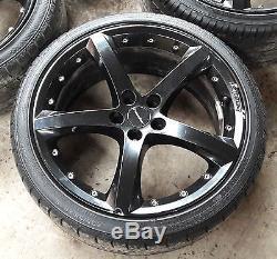 Genuine 19 Vauxhall Ronal Irmscher Gt Star Alloy Wheels Gsi Sri Vxr 235/35/19