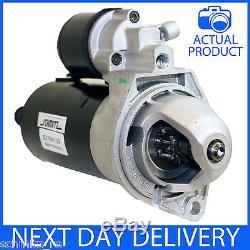 Genuine Bosch Starter Motor Vaux Vectra Zafira Astra Frontera 2.0/2.2 Dti Diesel