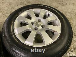 Genuine OEM Vauxhall Astra Mk4 15 4x100 Alloy Wheels Tigra Astra Corsa