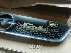 Genuine OPC front bonnet grille Vauxhall Opel Astra Mk4 SRi GSi Coupe Turbo